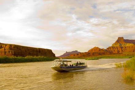 Colorado River Jetboat Excursions